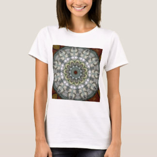 Fluorite Medallion Nov 2012 T-Shirt