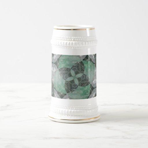 Fluorite spin mug