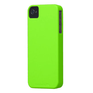 Fluoro Lime-Green Cool Phone Case iPhone 4 Cover