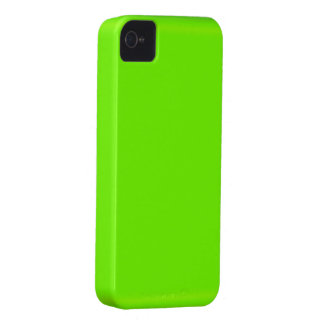 Fluoro Lime-Green iPhone Case Case-Mate iPhone 4 Cases