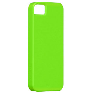Fluoro Lime-Green iPhone Case iPhone 5 Cover
