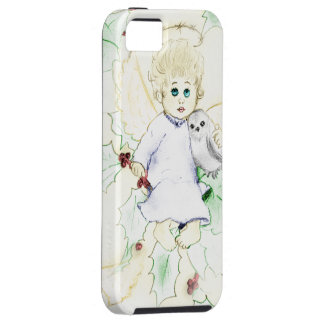 Flurry of Angels iPhone SE/5/5s Case