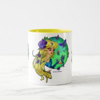 """""""Flurry of Butterflies"""" Mug"""