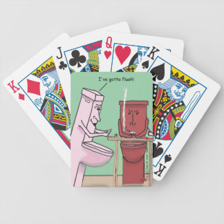 """Flush"" Bicycle Playing Cards"
