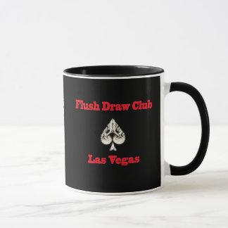 Flush Draw Club Las Vegas Coffee Mug