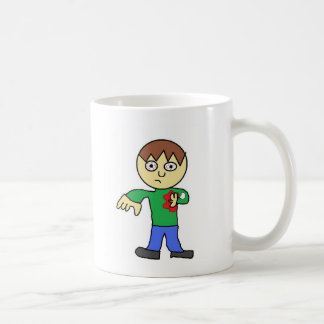 Flushed in Time- He will Rot Mug