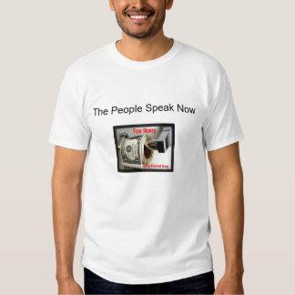 Flushed Money, The People Speak Now Shirt