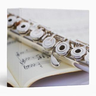 Flute 2 binder
