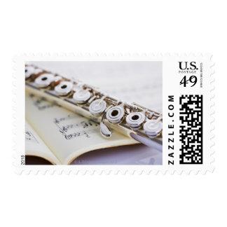 Flute 2 stamp