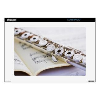 Flute 2 skin for laptop