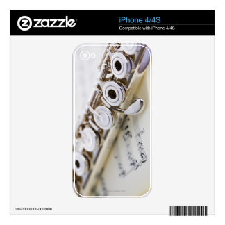 Flute 2 skins for the iPhone 4