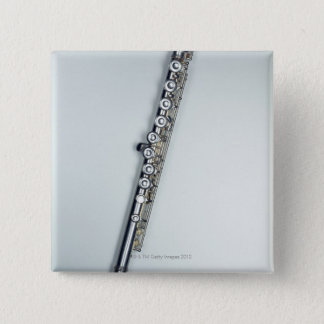 Flute 3 pinback button