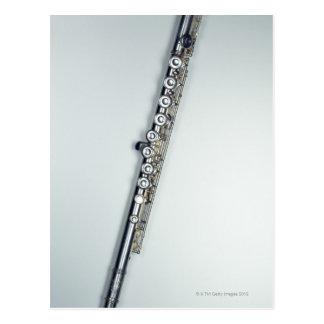 Flute 3 postcard