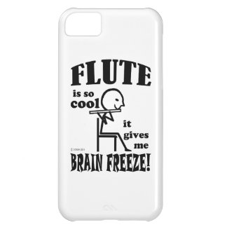 Flute, Brain Freeze Cover For iPhone 5C