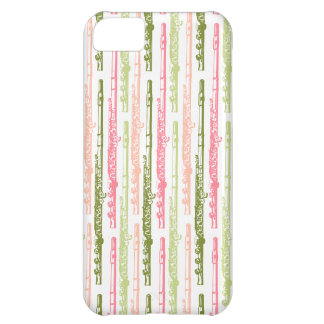 Flute Case For iPhone 5C