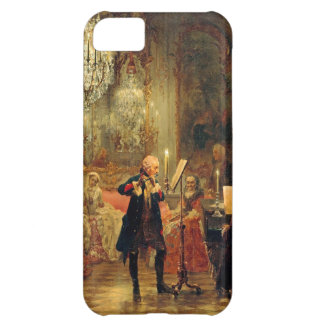 Flute Concert with Frederick the Great iPhone 5C Covers