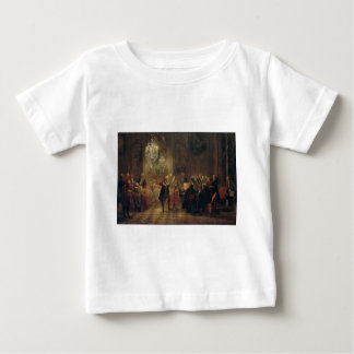 Flute Concert with Frederick the Great Sanssouci Baby T-Shirt