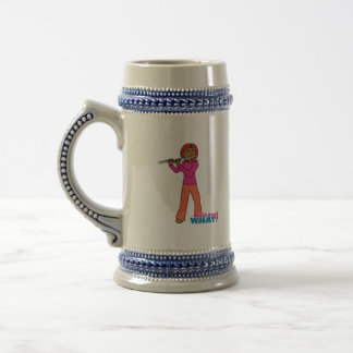 Flute-Gifts 4 Beer Stein