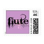 Flute Grunge Stamps