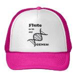 Flute Is In My Genes Trucker Hat
