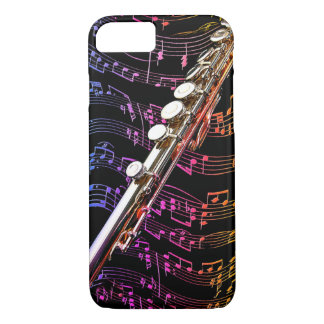 Flute is my Passion_ iPhone 7 Case