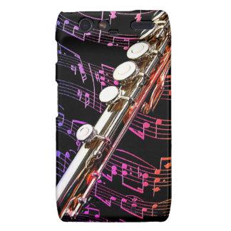 Flute is my Passion_ Motorola Droid RAZR Covers