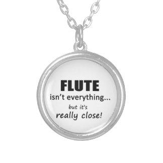 Flute Isn't Everything Custom Jewelry