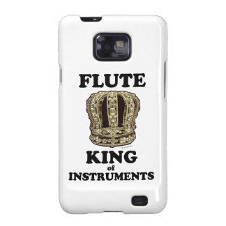 Flute King of Instruments Samsung Galaxy S2 Cover