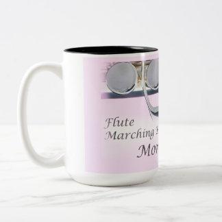 Flute Marching Band Mom coffee Mug