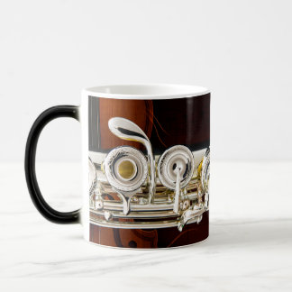 Flute Musician Coffee Cup