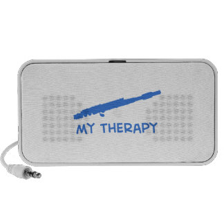 Flute my therapy designs travelling speakers