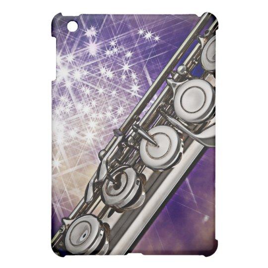 Flute or Flutist Musician Ipad Case