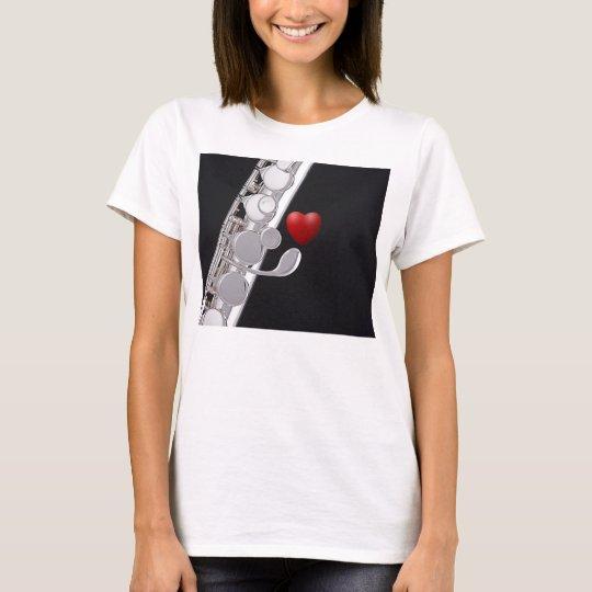 Flute or Flutist Shirt