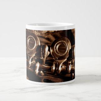 Flute Photo Giant Coffee Mug
