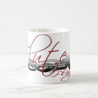Flute Player Dragon Coffee Mug