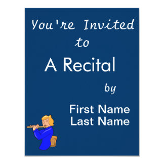 flute player lady blue shirt abstract.png card