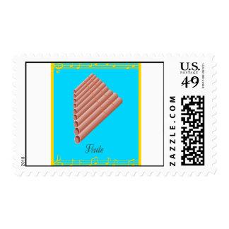 flute stamp