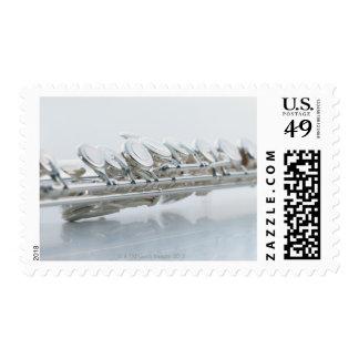 Flute Postage Stamp