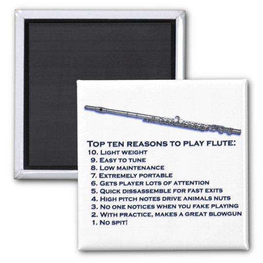 Flute Top 10 Magnet