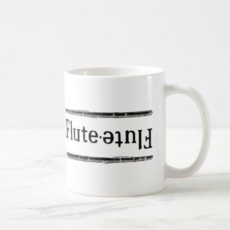 Flute Vintage Coffee Mug