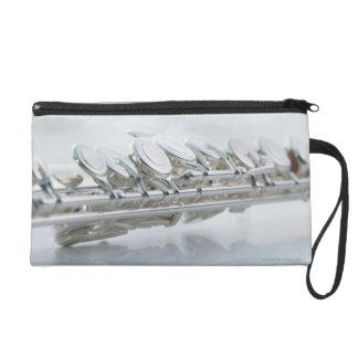 Flute Wristlet Purse
