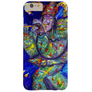 FLUTIST IN BLUE / Venetian Carnival Night Barely There iPhone 6 Plus Case