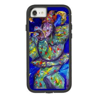 FLUTIST IN BLUE / Venetian Carnival Night Case-Mate Tough Extreme iPhone 8/7 Case