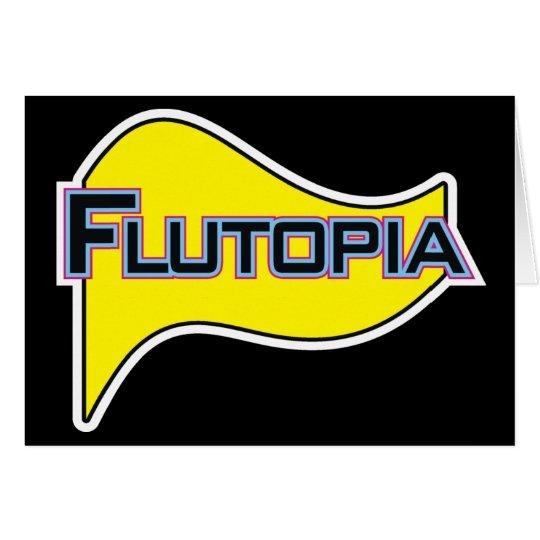Flutopia Card