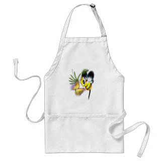 Flutter and Buzz Aprons
