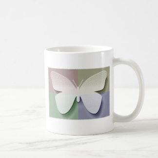 Flutter Butterfly Mugs