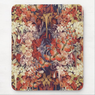 Flutter by mouse pad