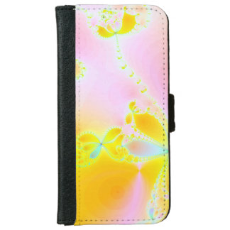 Flutter By iPhone 6 Wallet Case