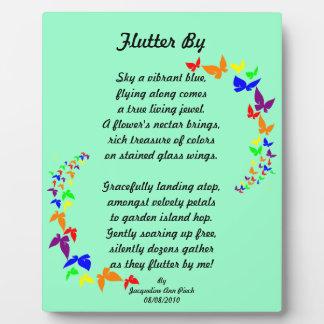 Flutter By Plaque