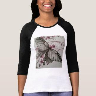Flutter by shirt